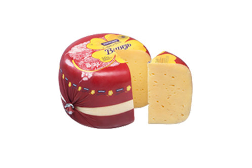 сыр Витязь 50% шар, Кипринский МСЗ, 1,5кг