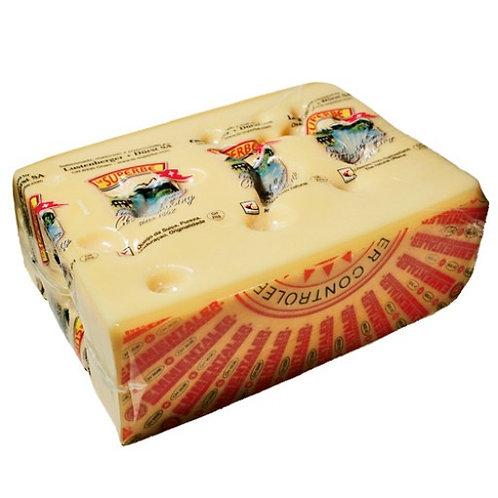 """Сыр """"Эмменталлер"""" Le Superbe, 100 гр"""