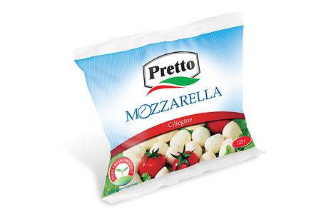 Моцарелла Чильеджина Pretto 125 грамм