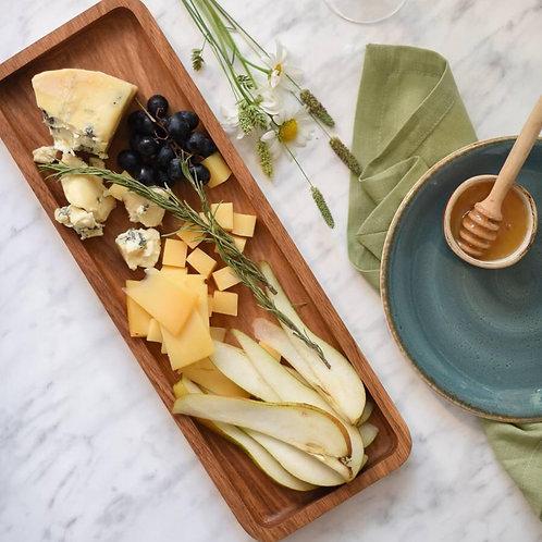 Доска для подачи сыра, закусок