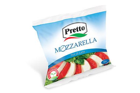 Моцарелла Фиор ди Латте Pretto 125 грамм