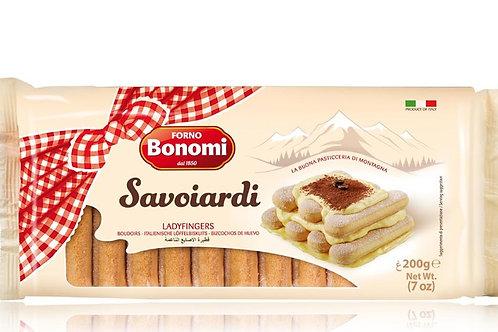 Печенье Савоярди сахарное Forno Bonomi 200гр