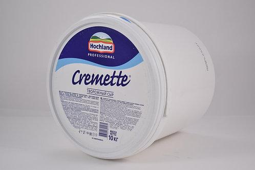 Сыр творожный Hochland Cremette Professional 10 кг