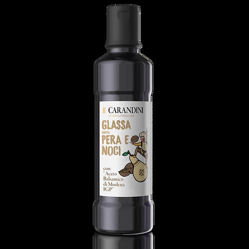 Соус-крем бальзамический со вкусом груши и лесного ореха, 250 мл