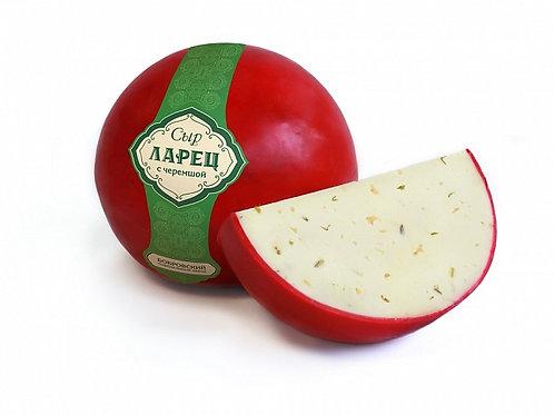 "сыр Ларец ""С Черемшой"" 50% шар 1кг"