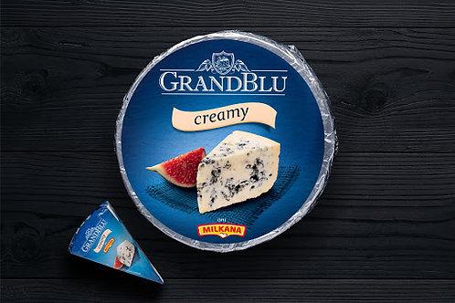 ГрандБлю Сливочный с голубой плесенью 100гр