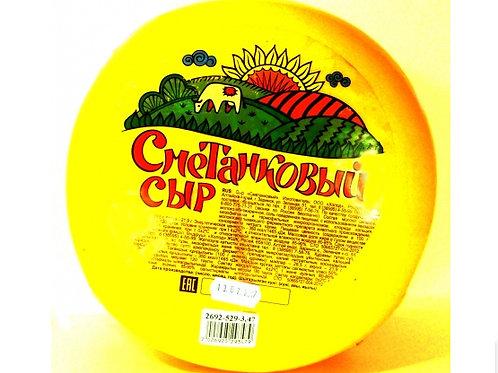 сыр Сметанковый шар 1 кг