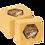 Thumbnail: Сыр Трюфель с жареным арахисом Беловежские сыры 2кг