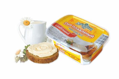 Сыр плавленный Сливочный 200гр.