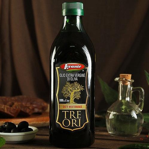 Масло оливковое нерафинированное Levante  1л