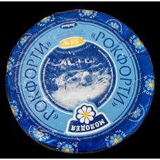 Голубая плесень 55% «Рокфорти» Беларусь , 100 гр
