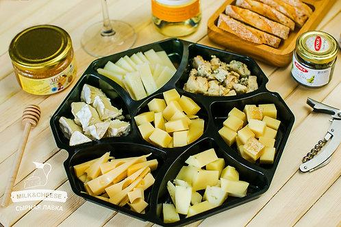 Сырная тарелка к Белому вину