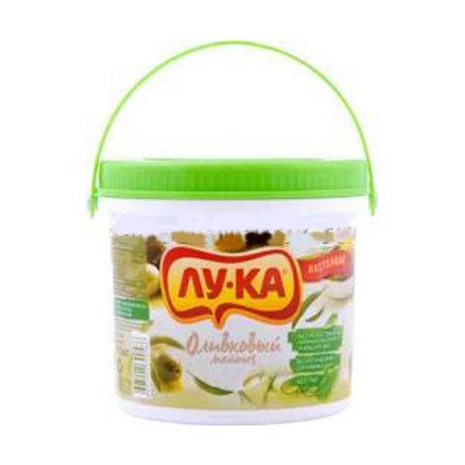 майонез ЛУКА Оливковый 0,45 кг  ведро 60%