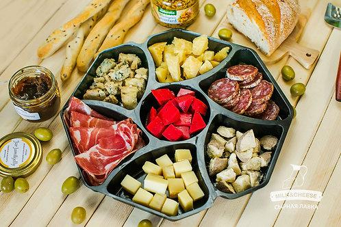 Сырная тарелка к Пиву