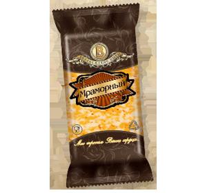 Сыр Мраморный  Беловежские сыры, 200 гр