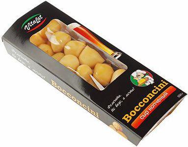 Боккончини ВитаЛат сыр копченый 40% 150 гр.