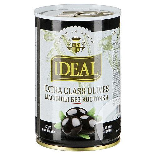 Маслины  без косточки IDEAL EXTRA CLASS 0.3кг