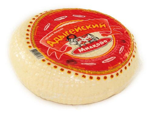 Сыр Адыгейский 45% Милково голова 1,5 кг