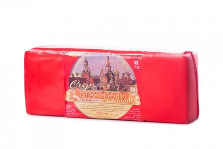 Сыр Российский 50%  Брюкке МСЗ ~5кг