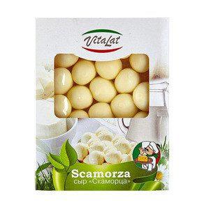 Скаморца ВитаЛат сыр свежий 40% 130 гр.