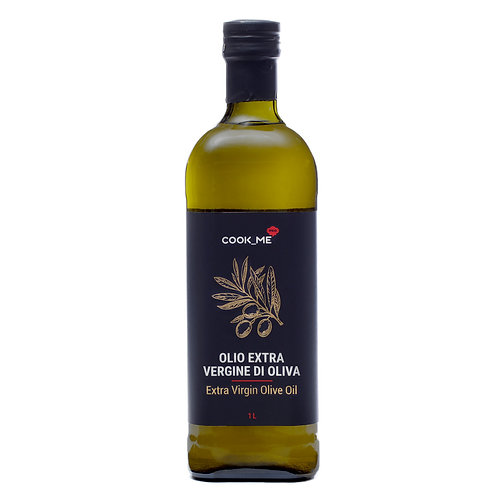 Масло оливковое Cook me, Extra Virgin, 1л.