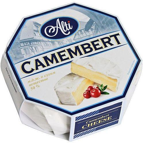 Сыр камамбер Alti 60%  Россия 125