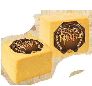 Сыр Трюфель сливочный (Беловежские сыры) ~2кг