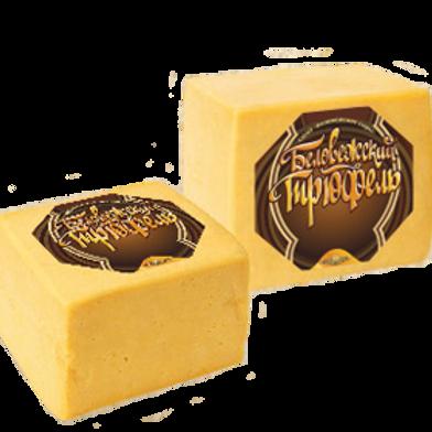 Сыр Трюфель сливочный Беловежские сыры, 2кг