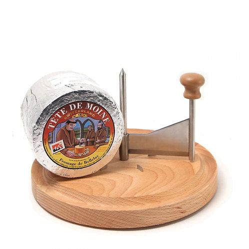 Подарочный набор сыр Тет де Муан+Жироль