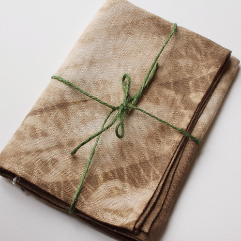 Pair of linen napkins