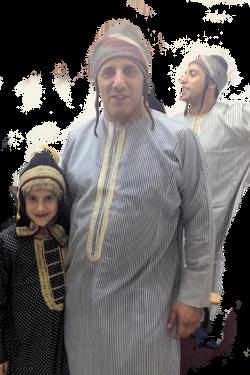 בן תימן ובתו היפה