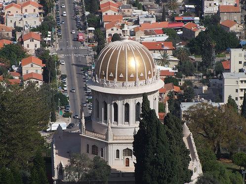 חיפה ומראות עוצרי נשימה