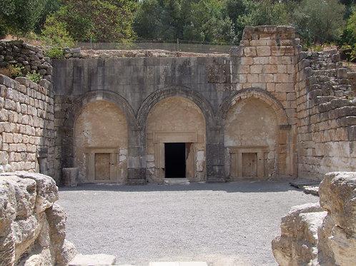 מסע רוחני מבית שערים לצפת