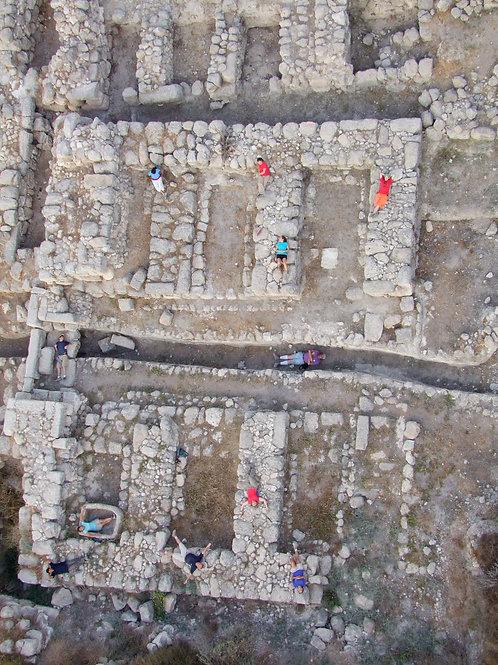 ישובי המקרא בשפלת יהודה