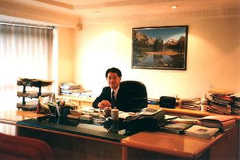 1994年8月マレーシアにて