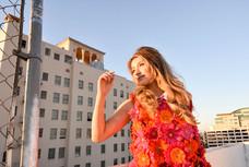 Kara Trukki for American Flowers Week