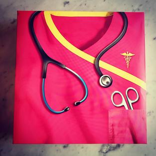 Healthcare Valentine Box
