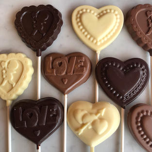 Small Valentine Heart Pop