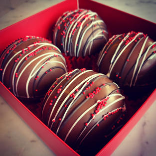 Valentine Bombs
