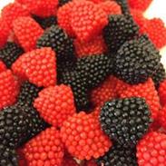Black & Red Raspberries