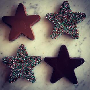 Sugar Sprinkle Star