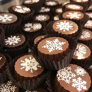 Snowflake Truffle