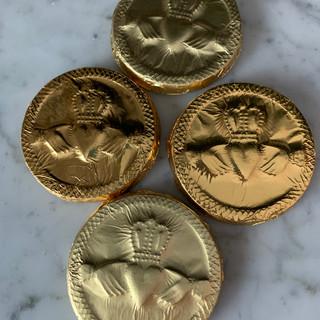 Solid Claddagh Medallion