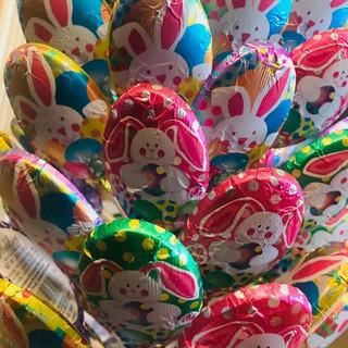 Foil Easter Pop