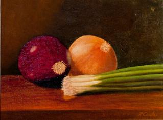 Trio of Onions