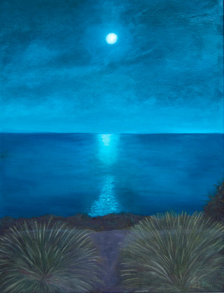 Moon Over Terranea