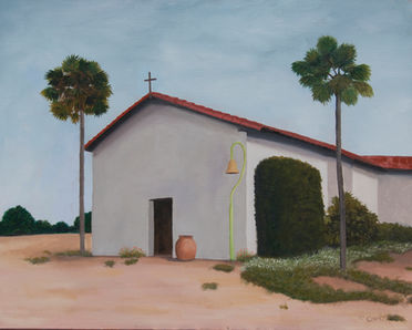 Mission Nuestra Senora de la Soledad