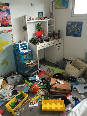 Aider son enfant à ranger sa chambre, optimiser l'espaces, organiser les rangements des jouets