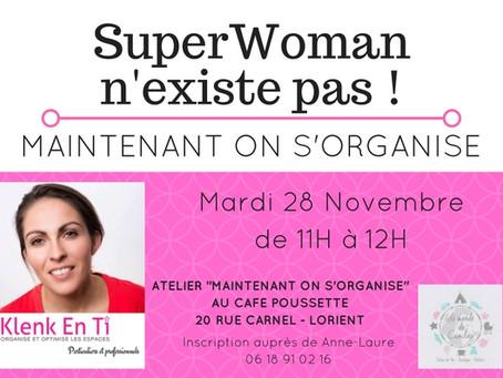 SuperWoman n'existe pas !
