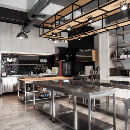 Steel Kitchens